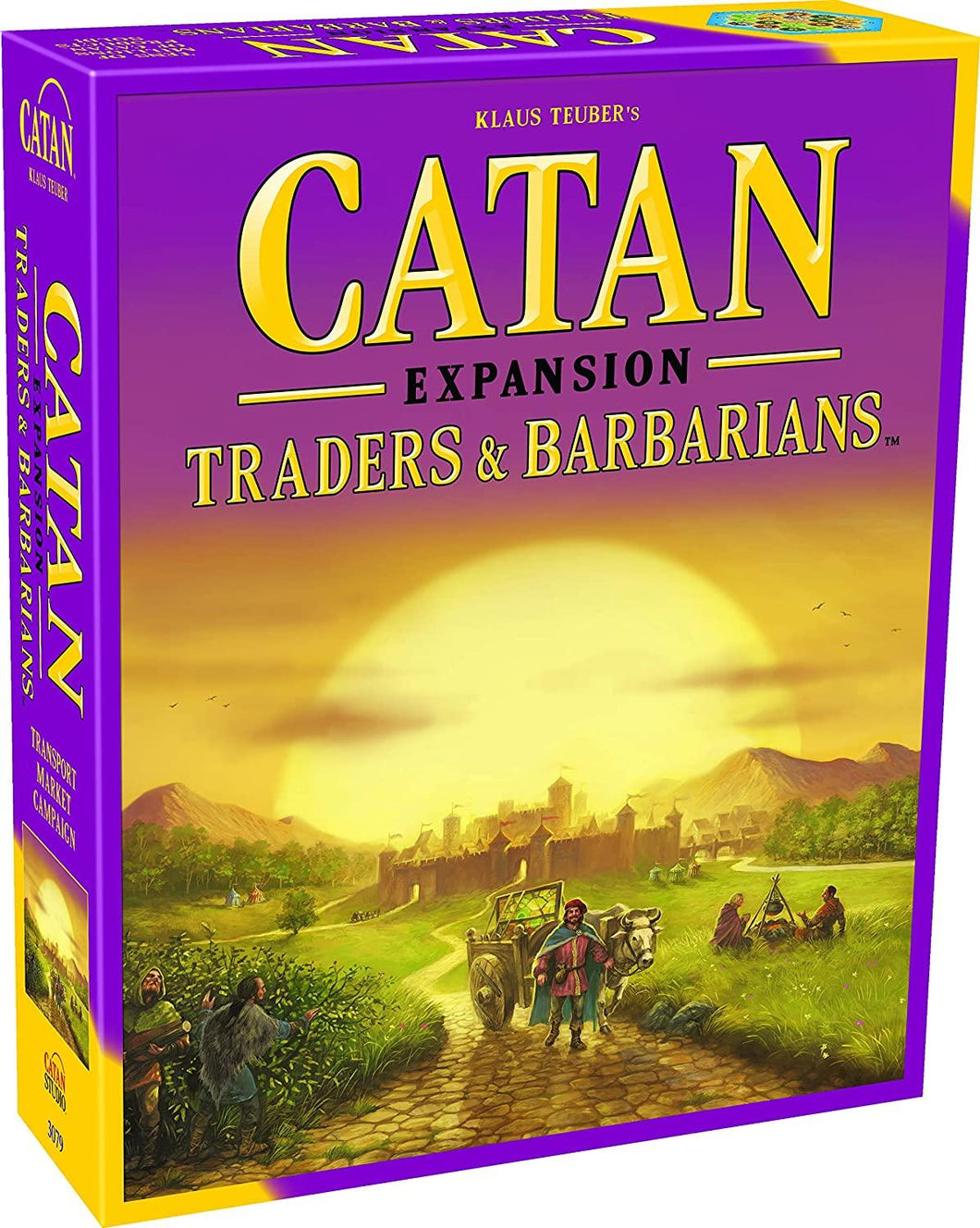 Catan - Traders and Barbarians Expansion - Roll2Learn