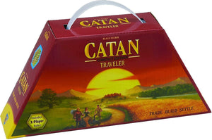 Catan - Traveller - Roll2Learn
