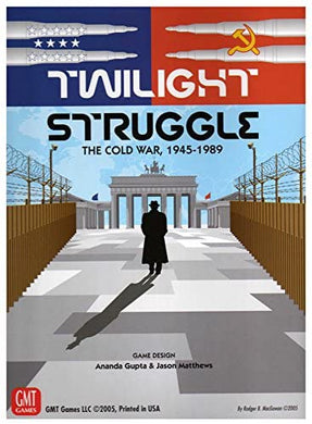 Twilight Struggle - Deluxe Edition - Roll2Learn