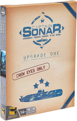 Captain Sonar - Upgrade 1 - Roll2Learn