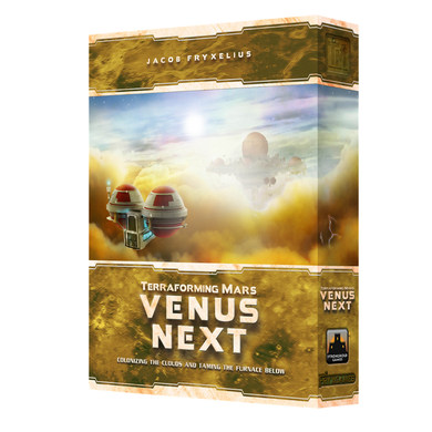 Terraforming Mars - Venus Next Expansion - Roll2Learn