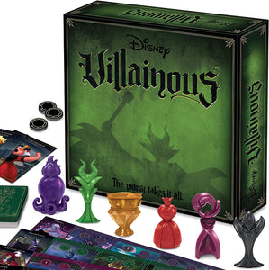 Villainous - Roll2Learn
