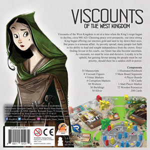 Viscounts of the West Kingdom - Roll2Learn