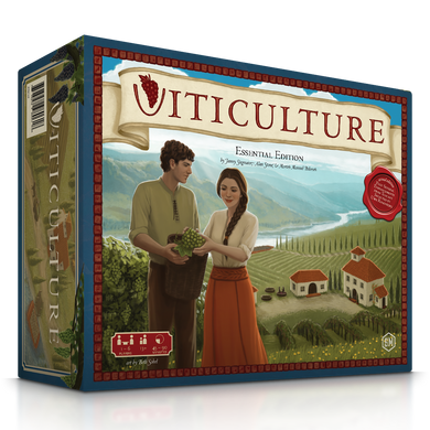 Viticulture - Essential Edition - Roll2Learn