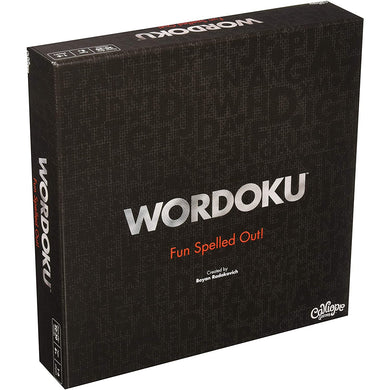 Wordoku - Fun Spelled Out - Roll2Learn