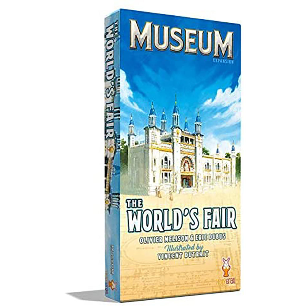 Museum - The World's Fair Expansion - Roll2Learn