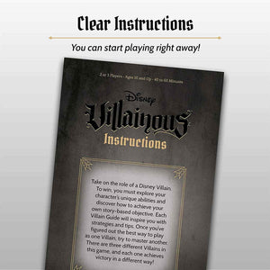 Villainous - Perfectly Wretched - Roll2Learn