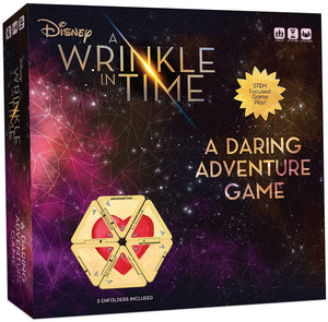 Disney A Wrinkle in Time - A Daring Adventure Game - Roll2Learn