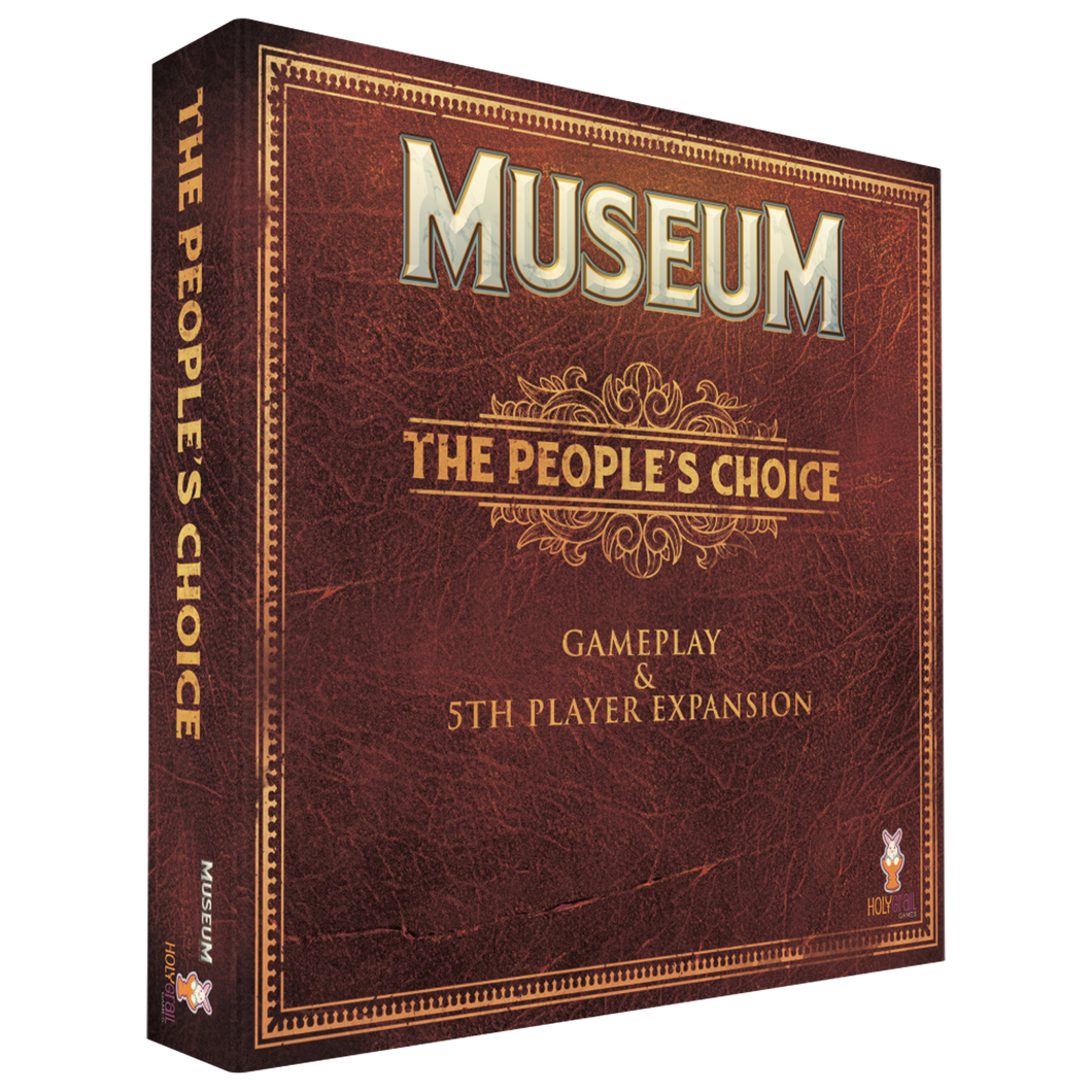 Museum - People's Choice Expansion - Roll2Learn