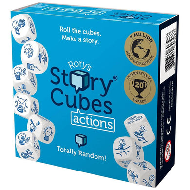 Rory's Story Cubes - Actions - Roll2Learn