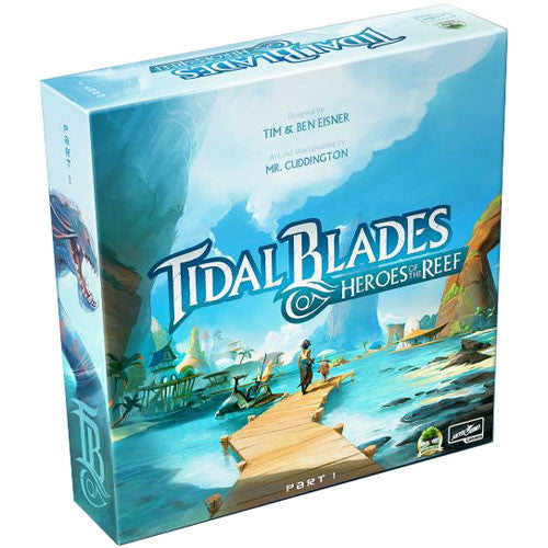 Tidal Blades - Heroes of the Reef - Roll2Learn
