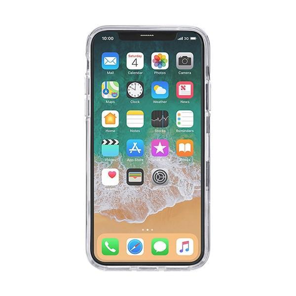 3SIXT Pureflex iPhone X/XS Cover - Clear