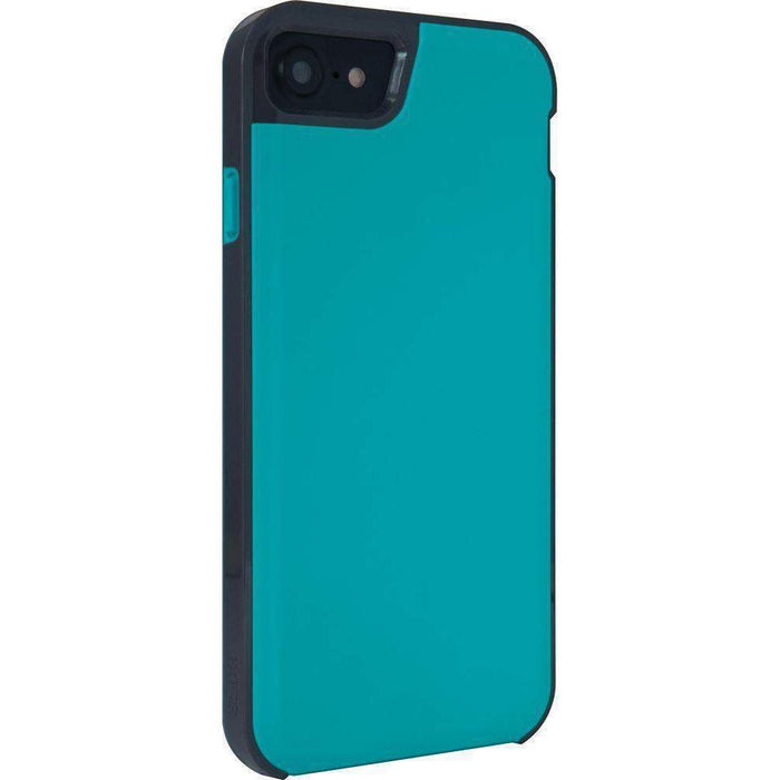 3SIXT TwoUp Case iPhone 6/6S/7/8 Cover (Teal)