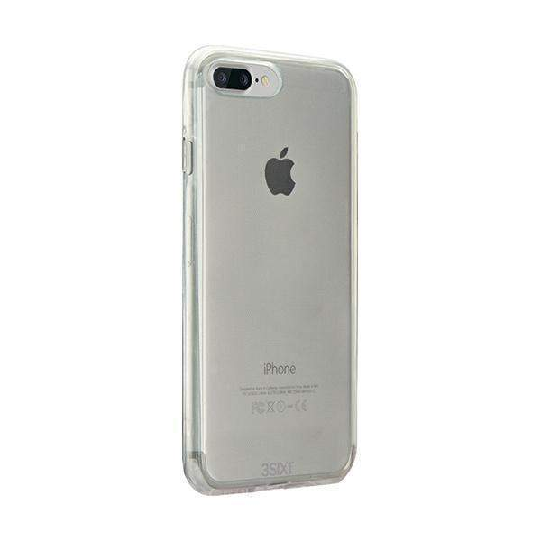 3SIXT Wrap Case iPhone 7/8 Plus Cover (Clear)