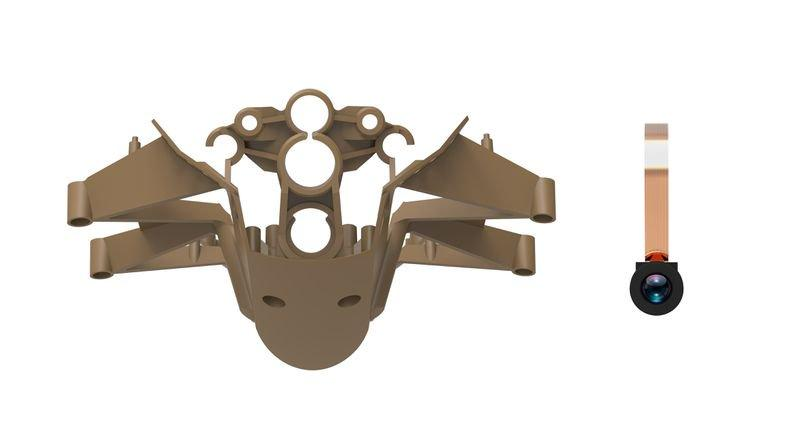 Parrot Jumping Sumo Camera & Body Khaki