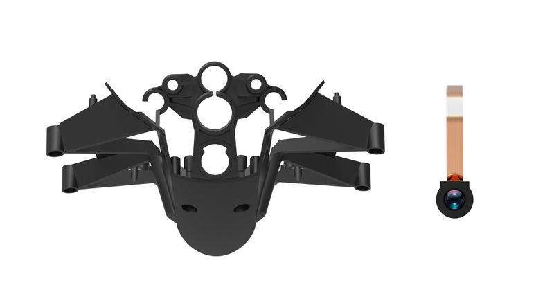 Parrot Jumping Sumo Camera & Body Black