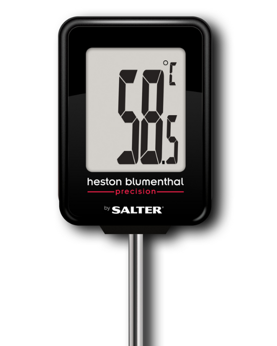 Salter Heston Blumenthal Digital Inst Read Thermometer