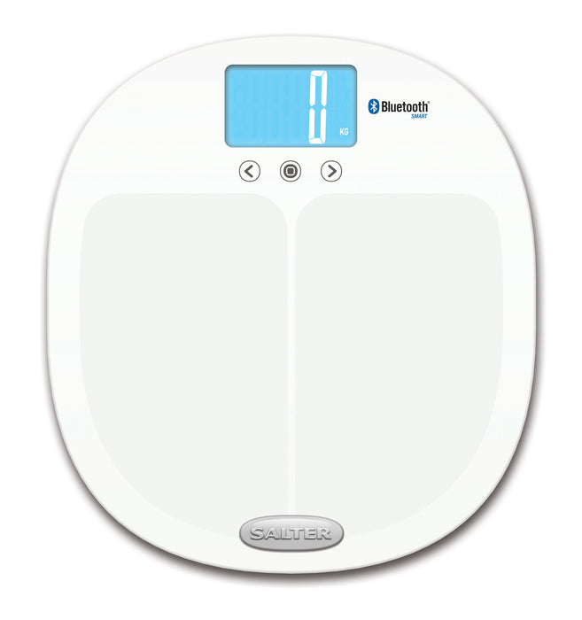 Salter Smart Analyser PRO Bluetooth Scale (White)