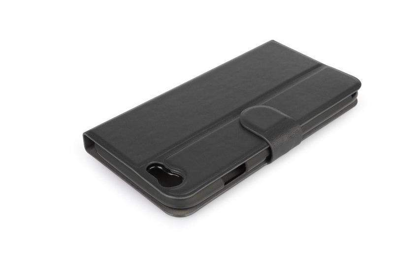 Ahha Flip Case Kim iPhone 6/6S Cover (Stealth Black)