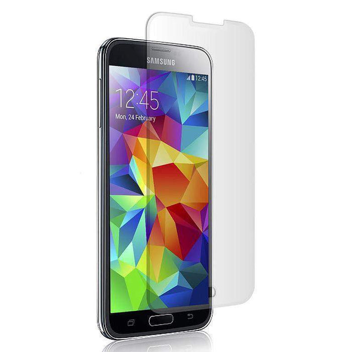 Ahha Invisible Tempered Glass Screen Protector Samsung Galaxy S5 (Clear)