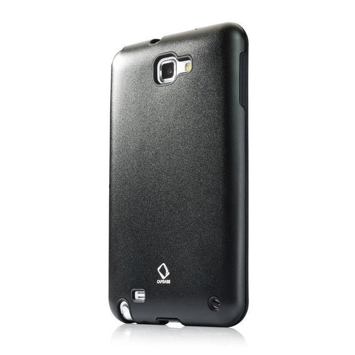 Capdase Alumor Samsung Galaxy Note II Cover (Black)