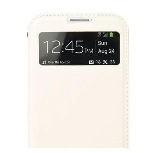 Capdase Sider ID Baco Samsung Galaxy S4 Cover (White/Blue)