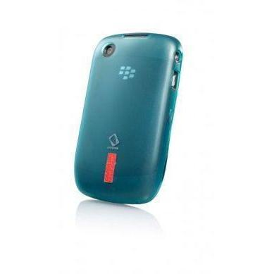 Capdase Soft Jacket Blackberry 8520 / 9300 Cover (Green)
