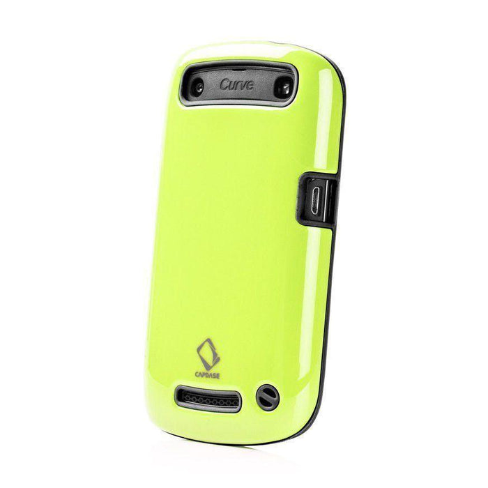 Capdase Soft Jacket Blackberry 9360 Cover (Green)