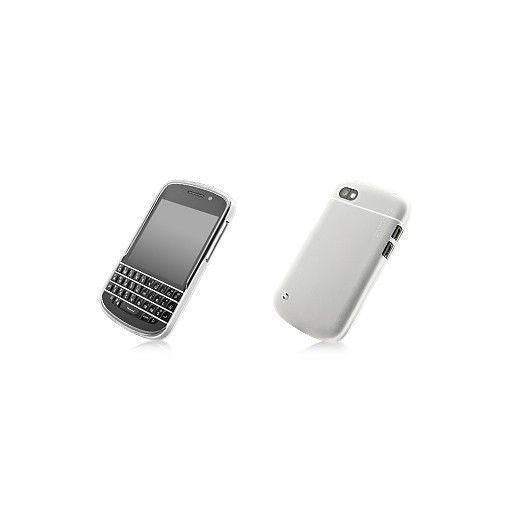 Capdase Soft Jacket Blackberry Q10 Cover (Clear)