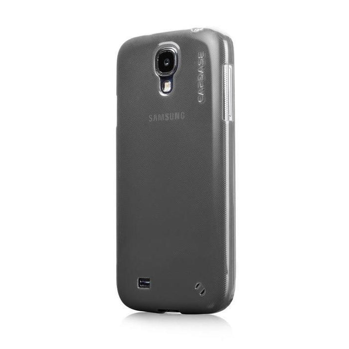 Capdase Soft Jacket Lamina Samsung Galaxy S4 Cover (Tint White)
