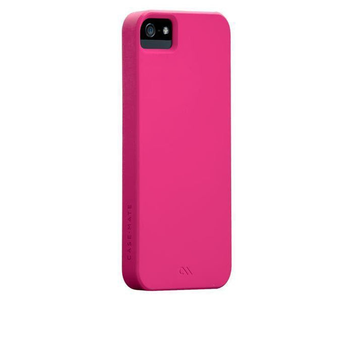 Casemate Barely There iPhone 5/5S/SE Cover (Lipstick Pink)