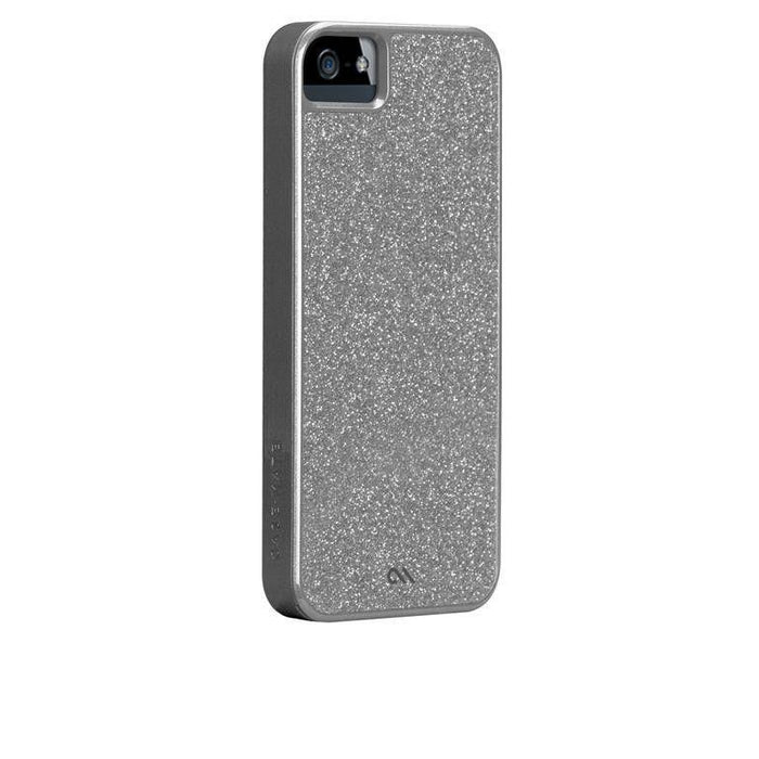 Casemate Glam iPhone 5/5S/SE Cover (Silver)