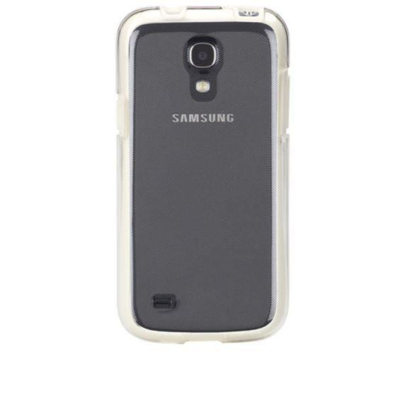 Casemate Tough Naked Samsung Galaxy S4 Mini Cover (Clear/Clear Bumper)