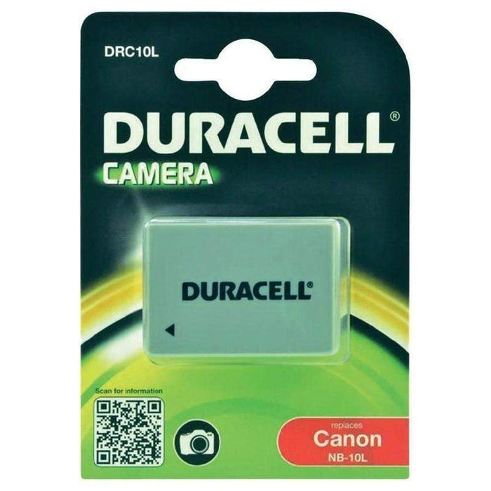 Duracell Camera Battery Canon NB-10L