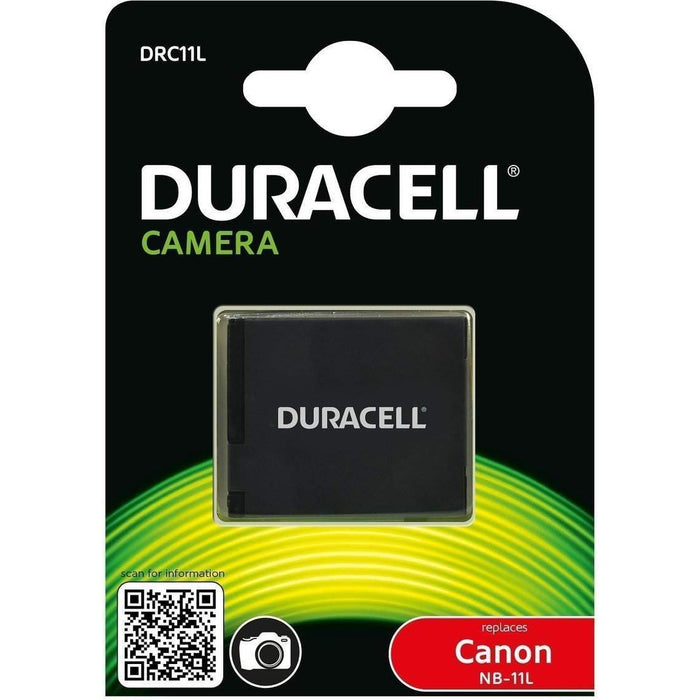 Duracell Camera Battery Canon NB-11L
