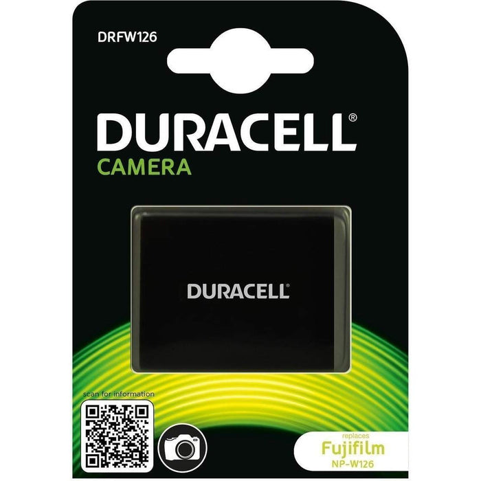 Duracell Fujifilm NP-W126 Camera Battery