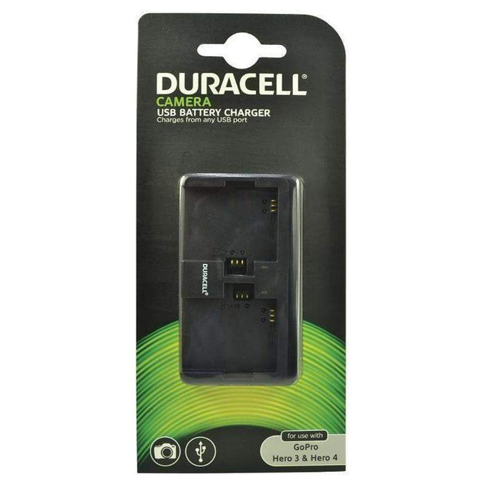 Duracell Universal Charger Camera Battery