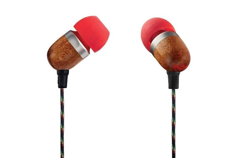 House of Marley Smile Jamaica Headphones (Fire)
