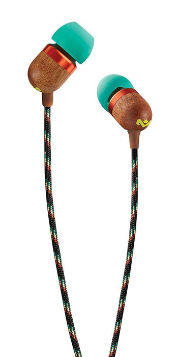 House of Marley Smile Jamaica Headphones (Rasta)