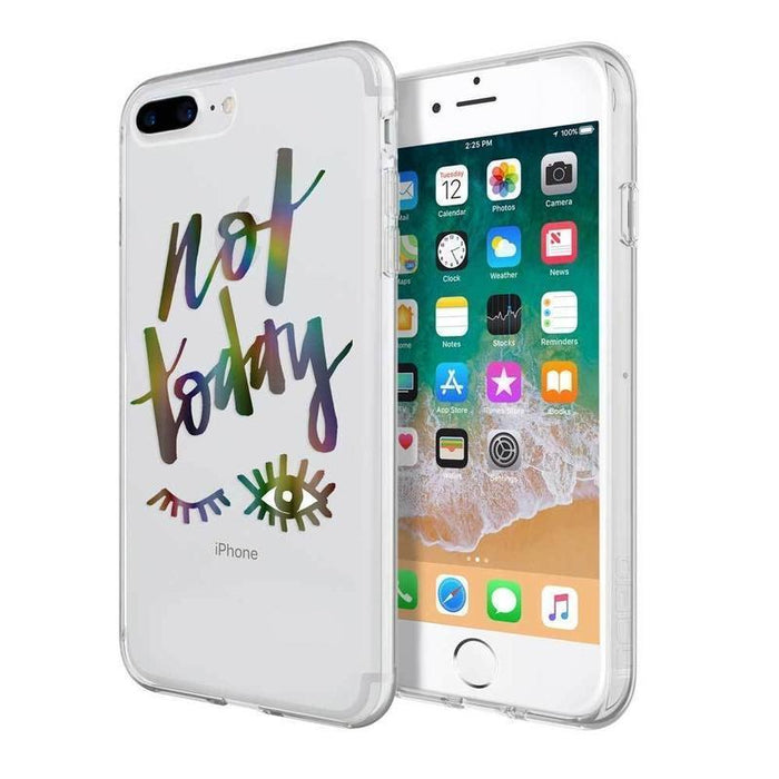 Incipio Design Series Classic iPhone 7/8 Plus Cover (Not Today)
