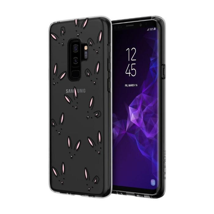 Incipio Design Series Samsung Galaxy S9 Plus Cover (Funny Bunny)