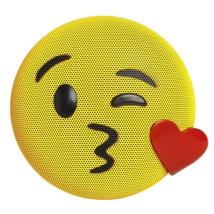 Jam Jamoji V2 Kiss Emoji Bluetooth Speaker