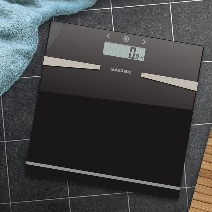 Salter Glass Analyser Scale (Black)