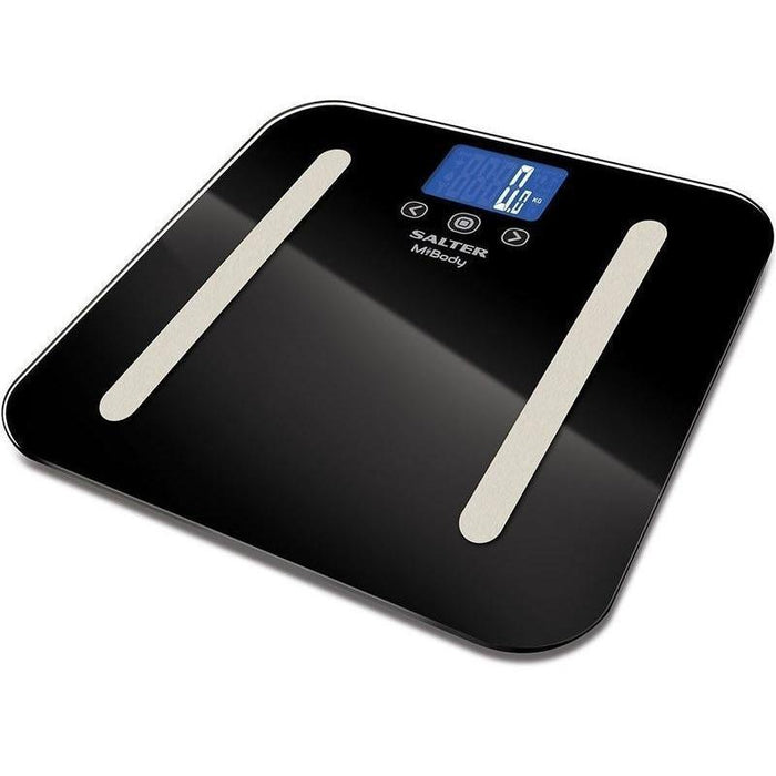 Salter Mibody Analyser Bluetooth Scale (Black)