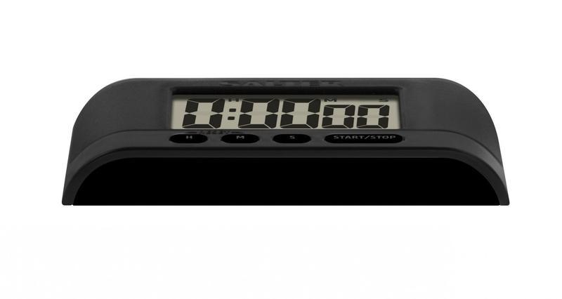 Salter Slow Cook Electronic Timer (Black)