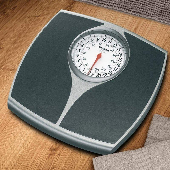 Salter Speedo Dial Bathroom Scale (Charcoal)
