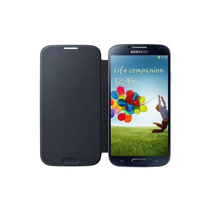 Samsung Flip Cover Galaxy S4 Cover (Black)