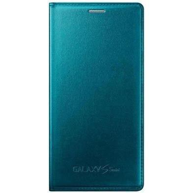 Samsung Flip Samsung Galaxy S5 Mini Cover (Green)