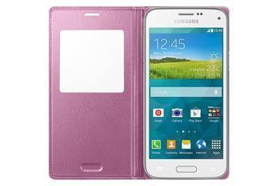 Samsung S View Samsung Galaxy S5 Mini Cover (Pink)