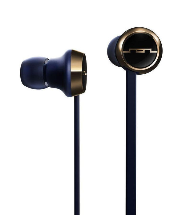 Sol Republic Shadow Wireless Earphones (Navy)